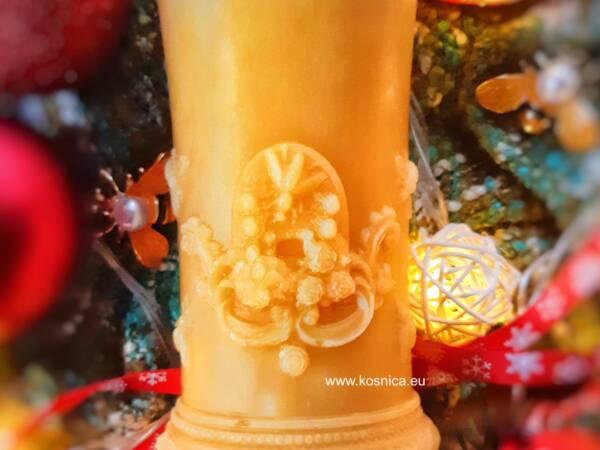 Svijeće od pčelinjeg voska Bee magic