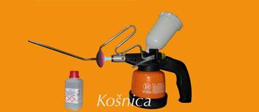 Dimni top za tretman pčela oksalnom kiselinom