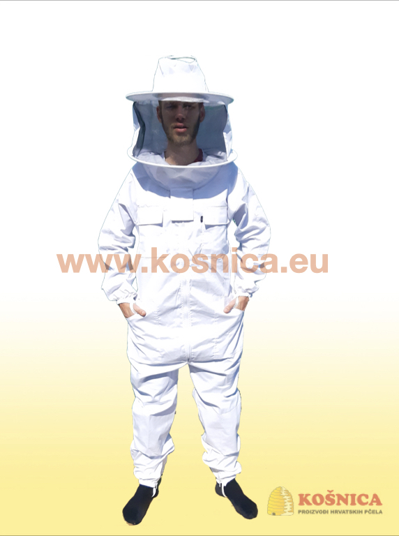 Pčelarski kombinezon je dio osnovne pčelarske opreme. Pčelarsko odijelo.