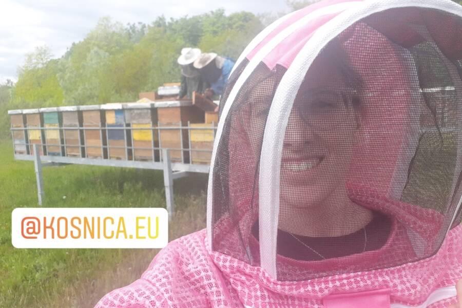 Troslojna ventilirajuća pčelarska odjeća (jakna i kombinezon)
