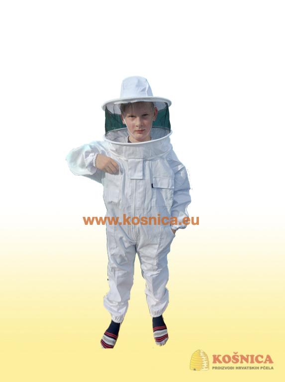 Dječji pčelarski kombinezon