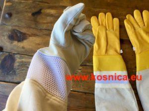 Pčelarske rukavice. Pčelarska zaštitna odjeća. Pčelarske ventilirajuće rukavice