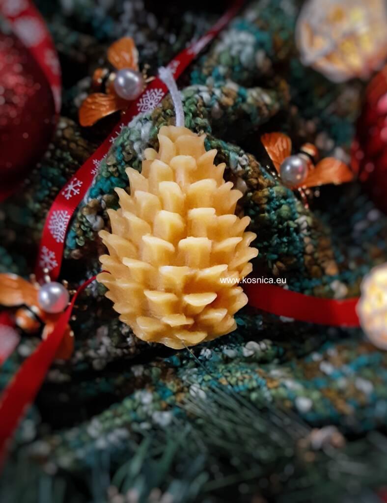 Svijeća od pčelinjeg voska