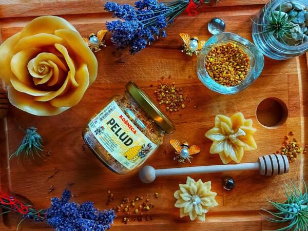 Pelud cvjetni prah je savršeni izbor prirodnih proteina