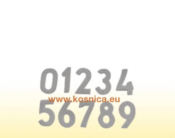 Žuti plastični brojevi za košnica
